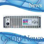 Nuovi carichi elettronici EA con recupero dell'energia della serie ELR 10000 4U